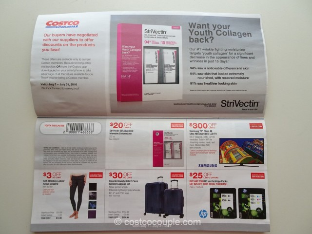 Costco July 2016 Coupon Book 2