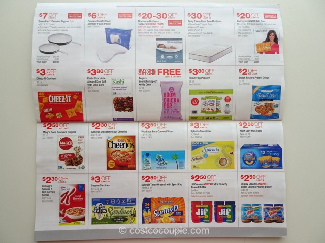 Costco July 2016 Coupon Book 5