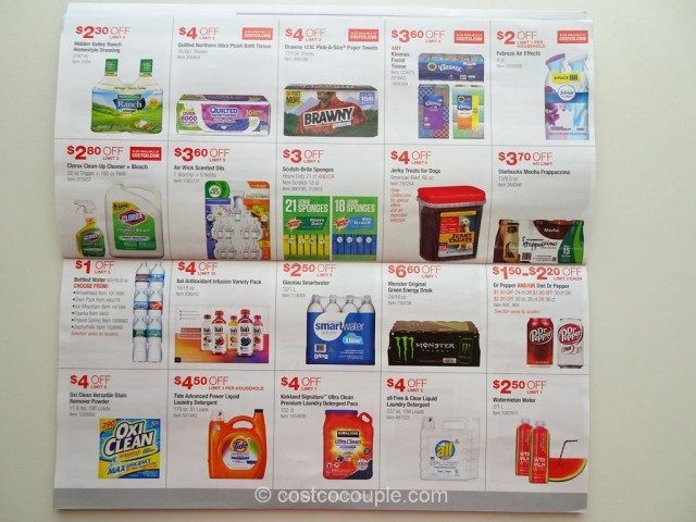 Costco July 2016 Coupon Book 6