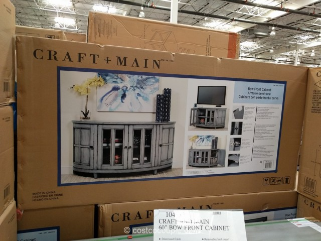 Craft and Main Bow Front Cabinet Costco 3