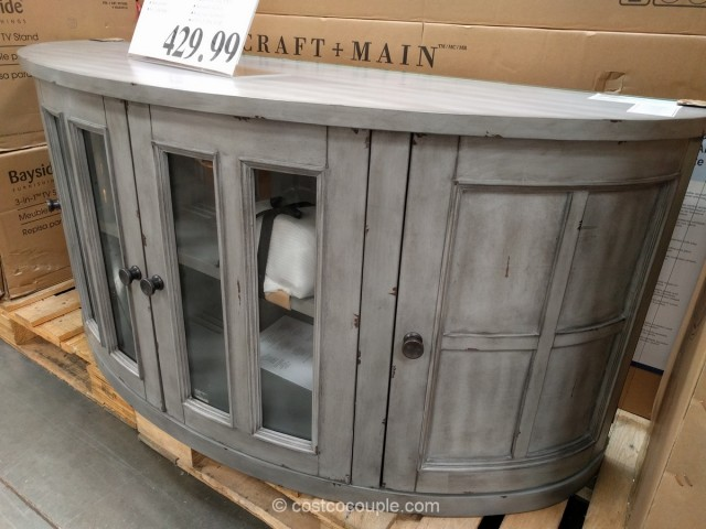 Craft and Main Bow Front Cabinet Costco 7