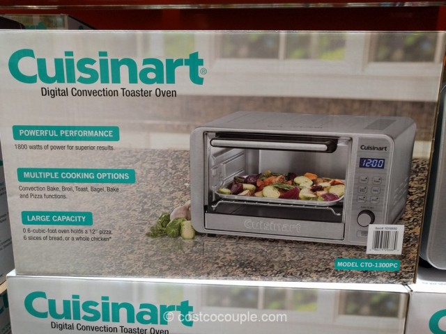 Cuisinart Convection Toaster Oven Costco 4