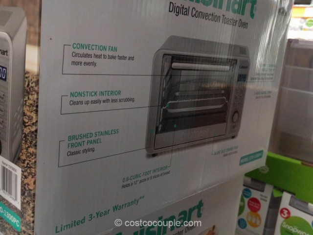 Cuisinart Convection Toaster Oven Costco 6