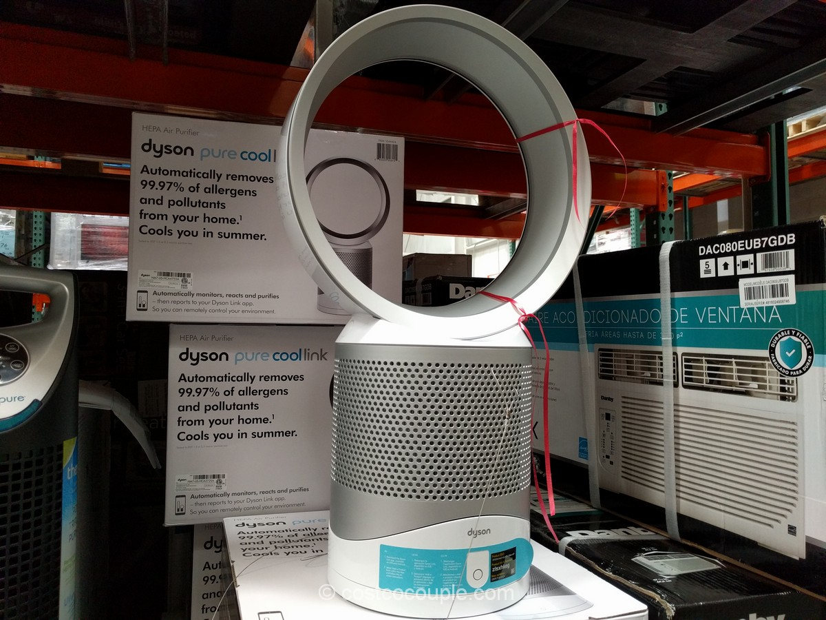 Dyson Pure Cool Link Air Purifier Costco 2