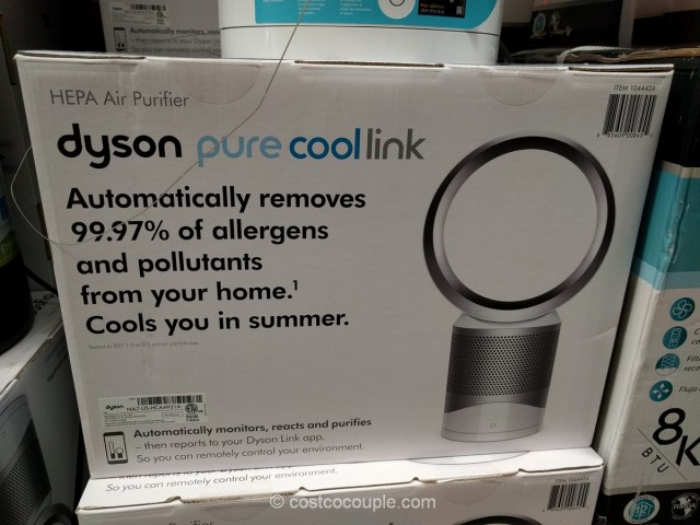 Dyson Pure Cool Link Air Purifier Costco 3