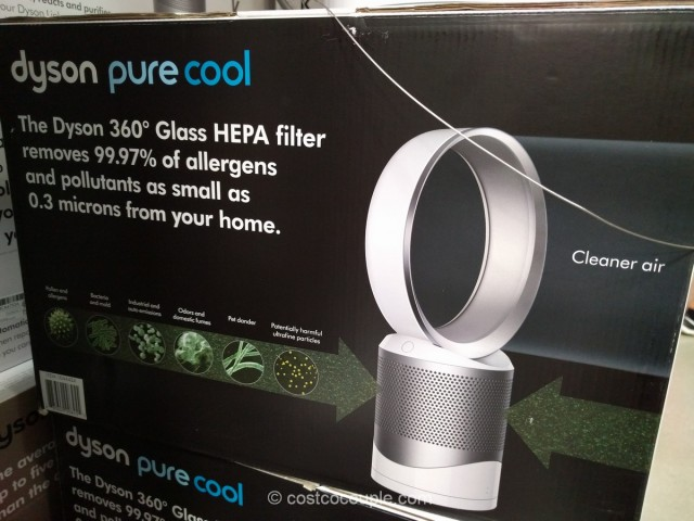 Dyson Pure Cool Link Air Purifier Costco 6