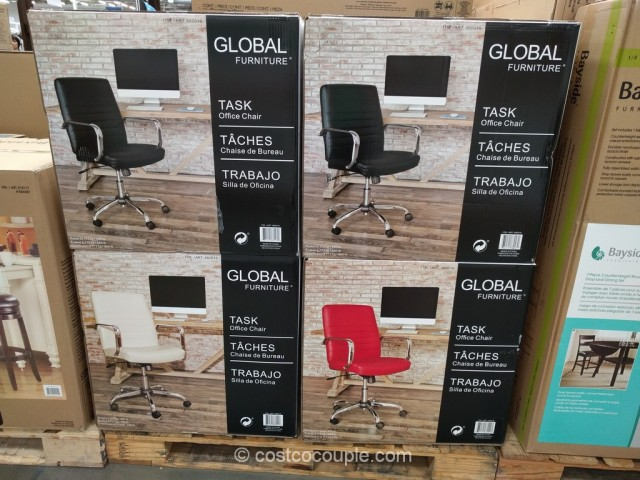 global furniture task chair