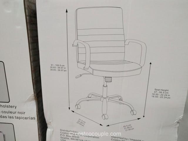 Global Furniture Task Chair Costco 3