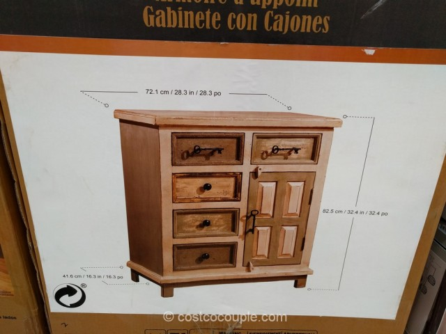 Hillsdale Furniture Accent Cabinet Costco 2