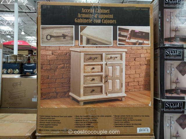 Hillsdale Furniture Accent Cabinet Costco 3