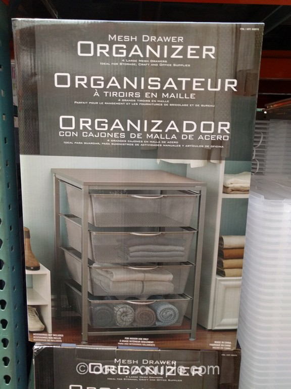 Mesh Drawer Organizer Costco 2