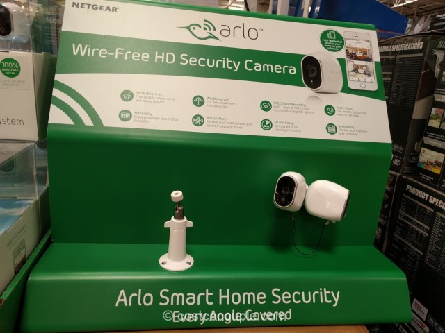 Netgear Arlo Wire-Free HD Security Camera System