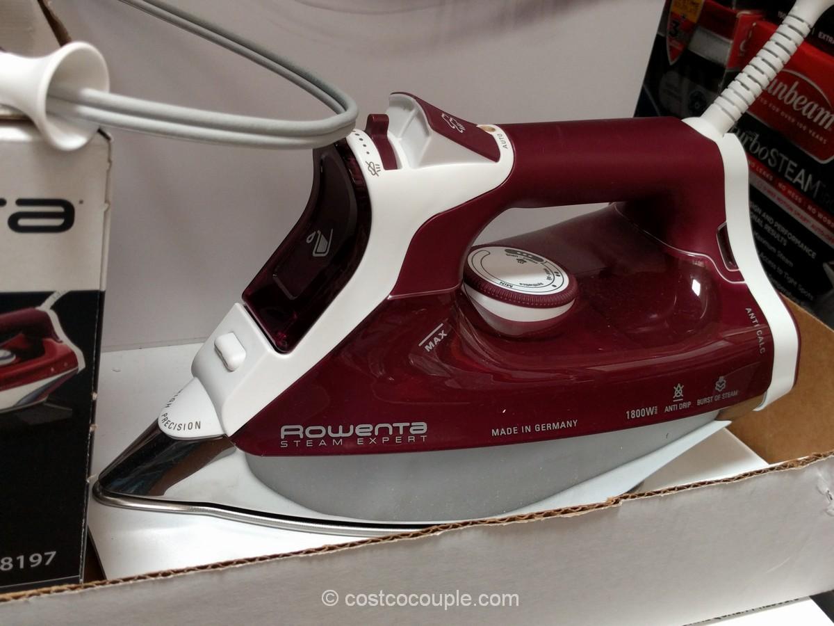 Rowenta Steam Expert Iron Costco 2