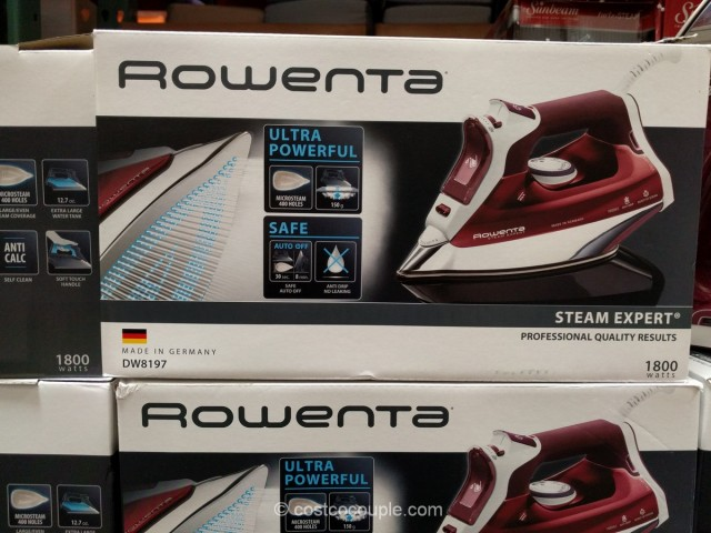 Rowenta Steam Expert Iron Model Dw8197