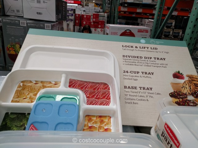 Rubbermaid The Ultimate Party Serving Kit