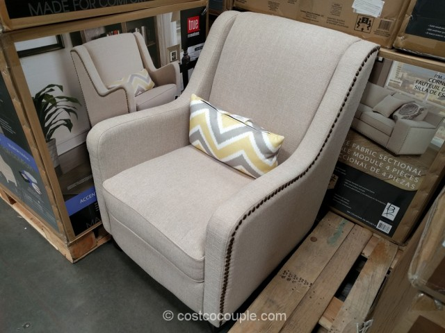 True Innovations Fabric Accent Chair Costco 2