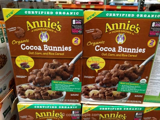 Annies Organic Cocoa Bunnies Costco 2