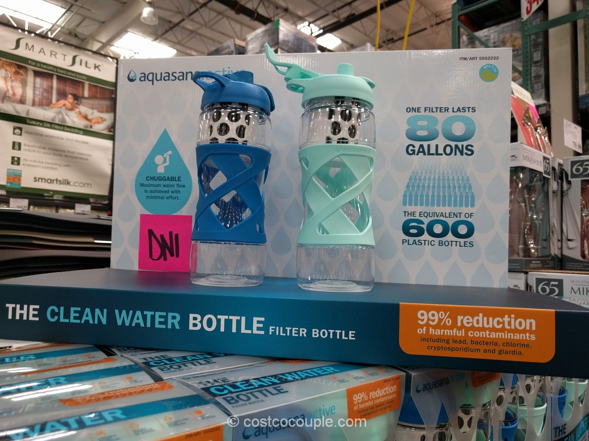 Aquasana Filter Bottles Costco 2