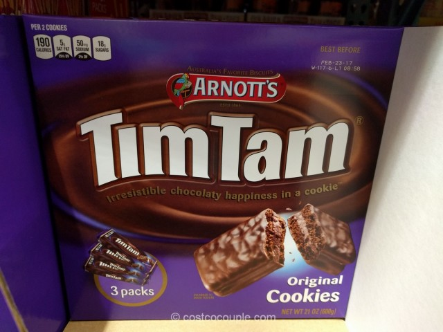 Arnotts Tim Tam Cookies Costco 3
