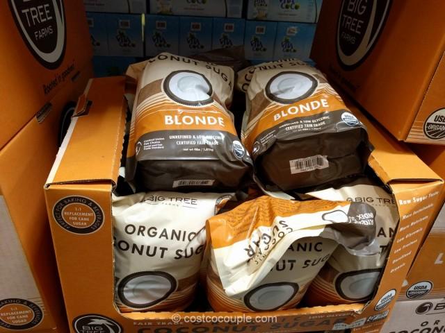 Big Tree Farms Organic Coconut Sugar Costco 2