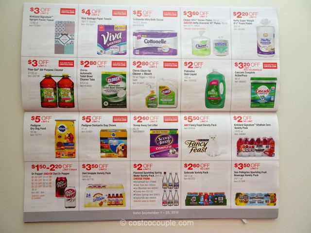 Costco September 2016 Coupon Book 6