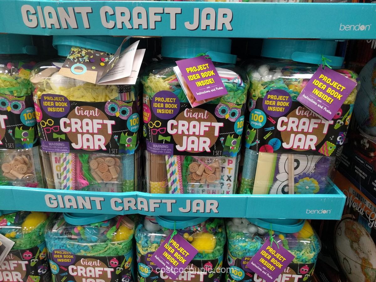 Giant Craft Jar Costco 2