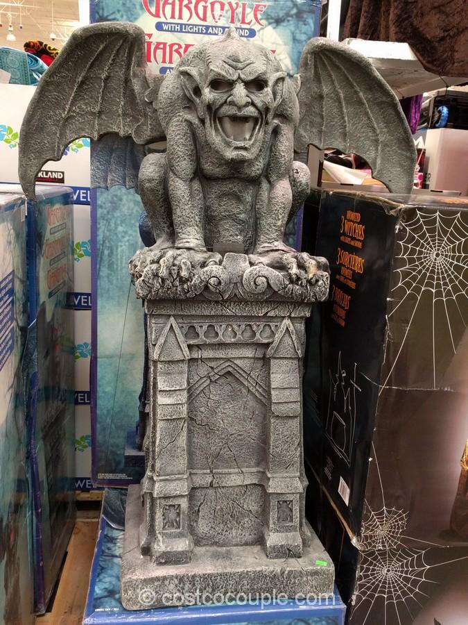 Haunted Gargoyle Costco 2