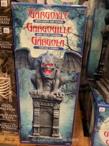 Haunted Gargoyle Costco 3