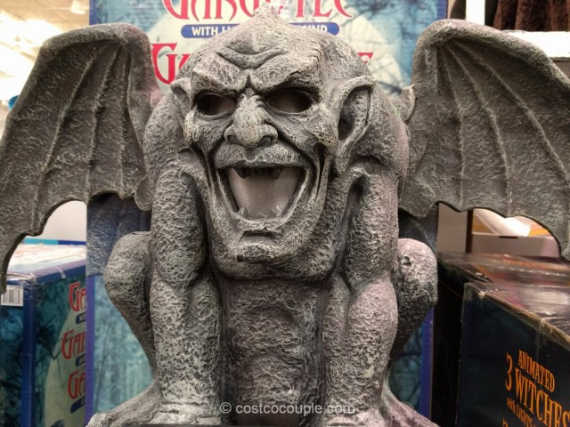 Haunted Gargoyle Costco 5