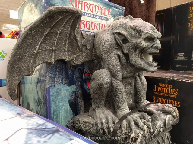 Haunted Gargoyle Costco 6