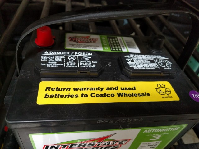 How To Warranty A Costco Car Battery