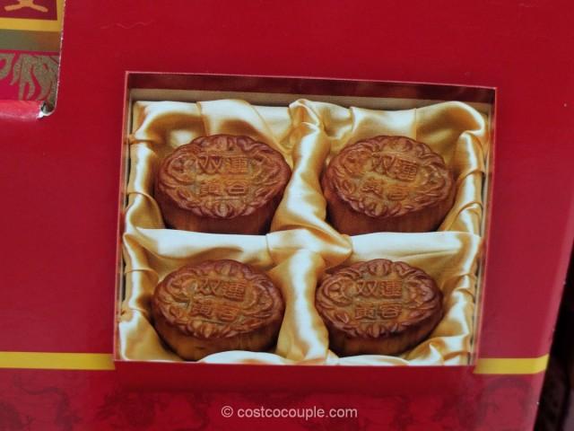 Joy Luck Palace Double Yolk Moon Cakes Costco 3