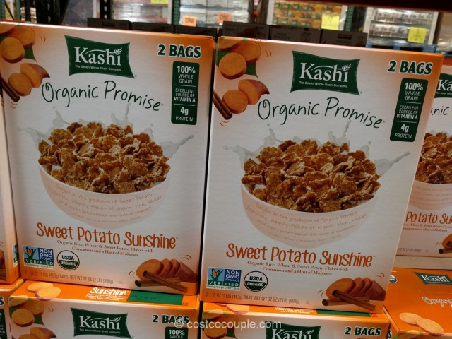 Kashi Organic Sweet Potato Sunrise Costco 2
