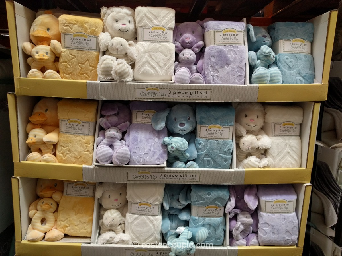 Little Miracles Cuddle Up Gift Set Costco 2