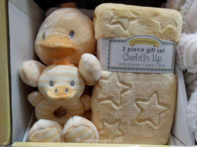 Little Miracles Cuddle Up Gift Set Costco 3
