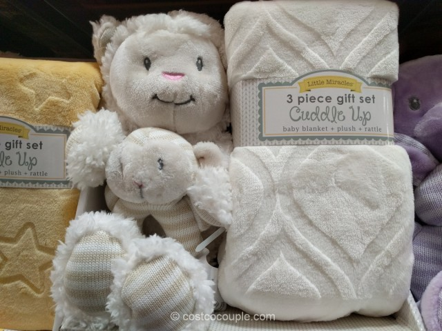 Little Miracles Cuddle Up Gift Set Costco 4