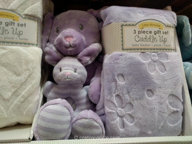 Little Miracles Cuddle Up Gift Set Costco 5