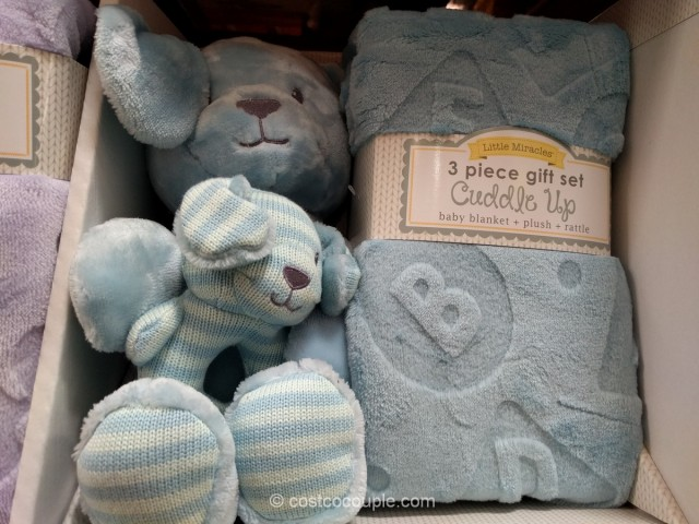 Little Miracles Cuddle Up Gift Set Costco 6