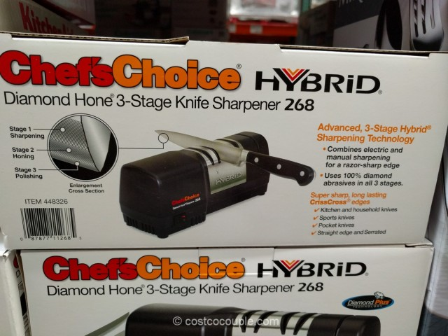 Chef S Choice Electric Diamond Knife Sharpener