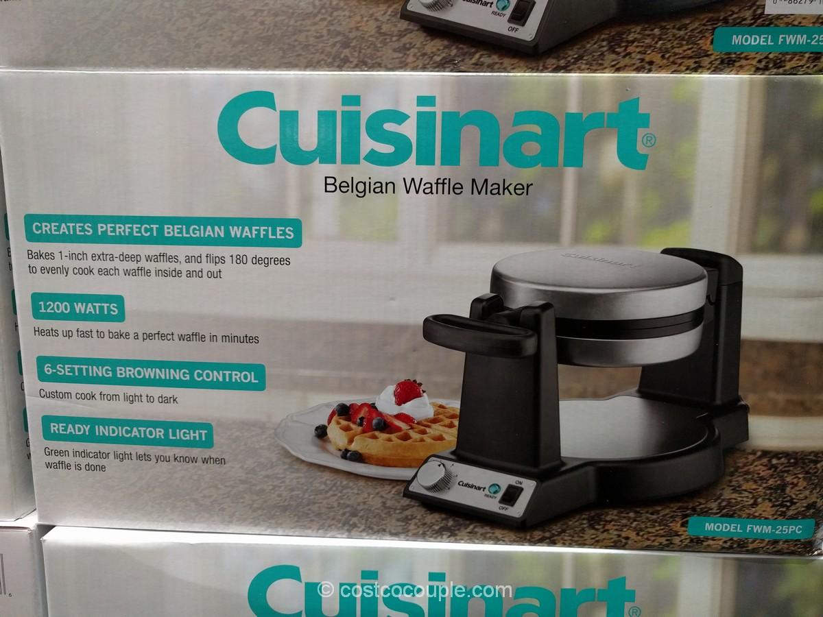 cuisinart-single-belgian-waffle-maker-costco-3