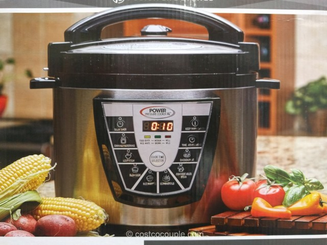 Power Flush Toilet >> Tristar Power Pressure Cooker XL