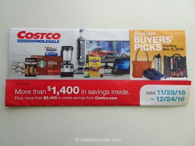 Costco released its December coupon book deals. Download the current Costco coupon book (valid November 27, to December 24, ) for its warehouse coupon offers and get additional savings on Costco's amazing everyday deals. The December Costco coupon book is available in pdf format and is downloadable and printable.