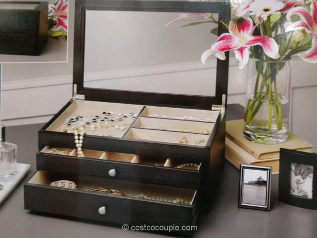 jewelry box costco style guru fashion glitz glamour. Black Bedroom Furniture Sets. Home Design Ideas