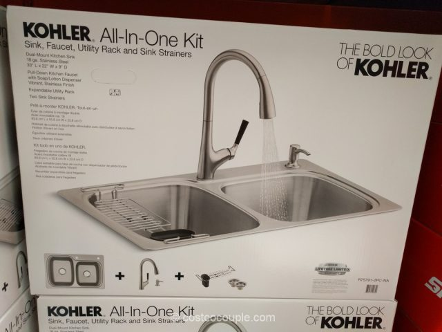 Kohler All-In-One Kit