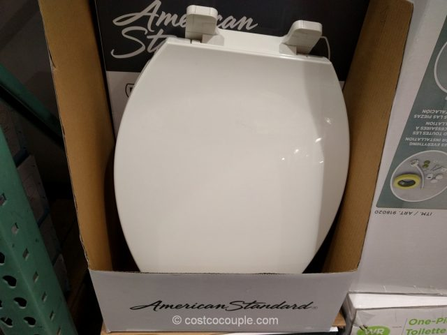 American Standard Toilet Seats >> American Standard Elongated Slow Close Toilet Seat