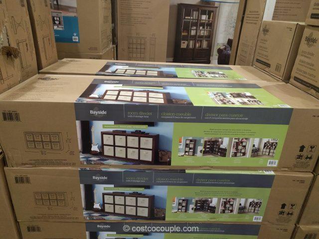 Bayside Furnishings Room Divider