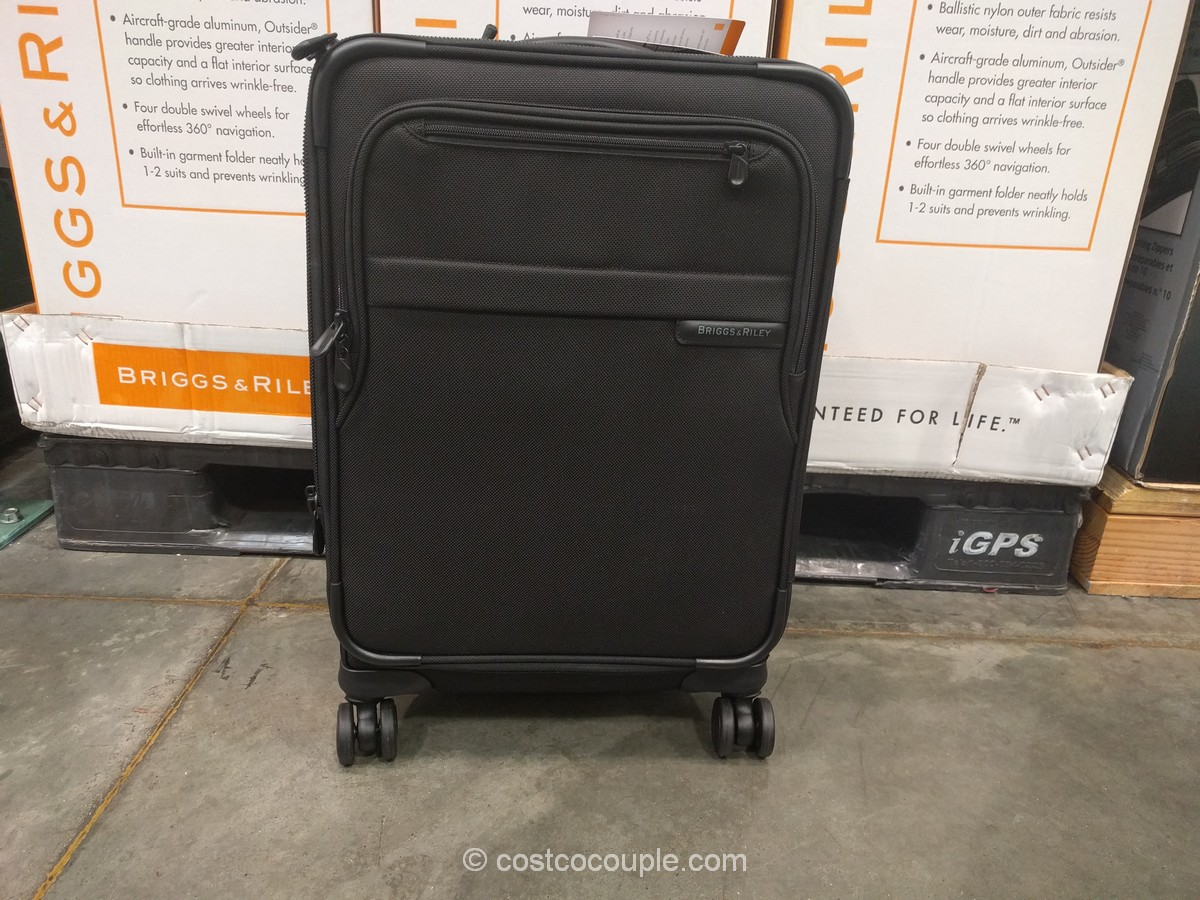 Briggs & Riley 21-Inch Carry-On Costco 4