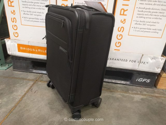 Briggs & Riley 21-Inch Carry-On Costco 5