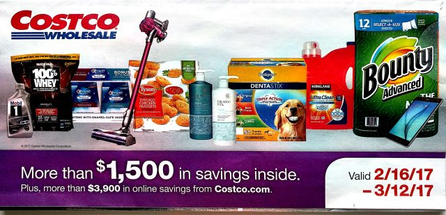 Costco Feb 2017 Coupon Book 1