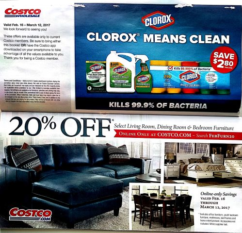 Costco Feb 2017 Coupon Book 2